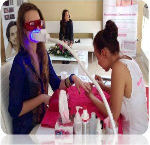 blanqueamiento cosmético dental de Acismile